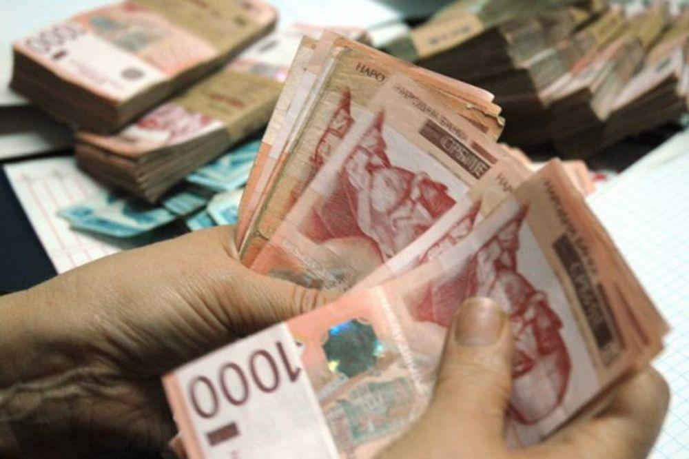 zarada, isplata, Srbija, statistika