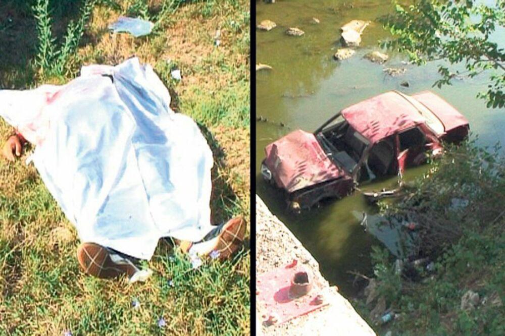 poginuo Goran Jovanović (43) iz Bečmena, lakše povređena njegova supruga M. M. (