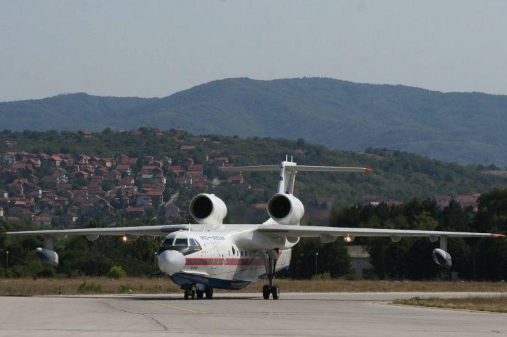 POMOĆ POPLAVLJENIMA U SRBIJI: Ruski avion dopremio humanitarnu pošiljku