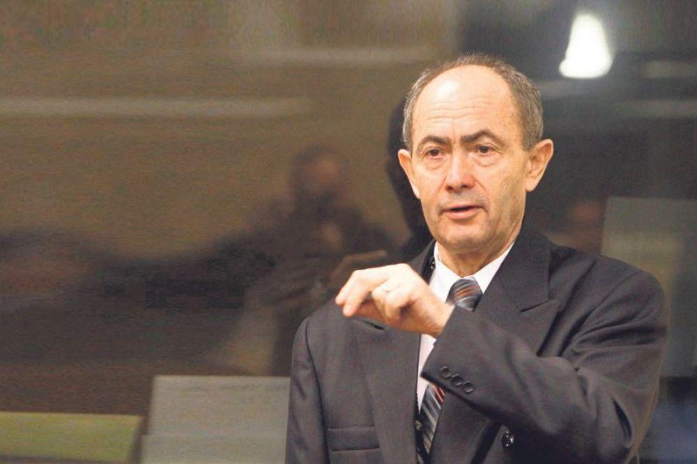 Završne reči na suđenju generalu Tolimiru