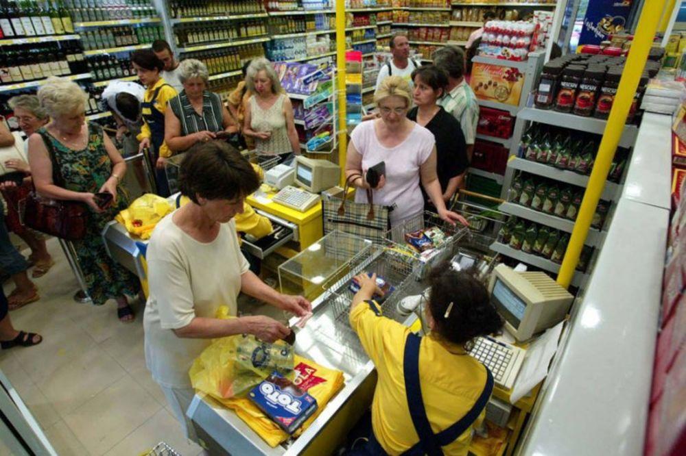 Kupujmo domaće? Srpski proizvodi jeftiniji van Srbije