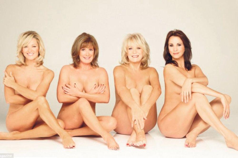 britanske TV voditeljke, slikale se gole, stare