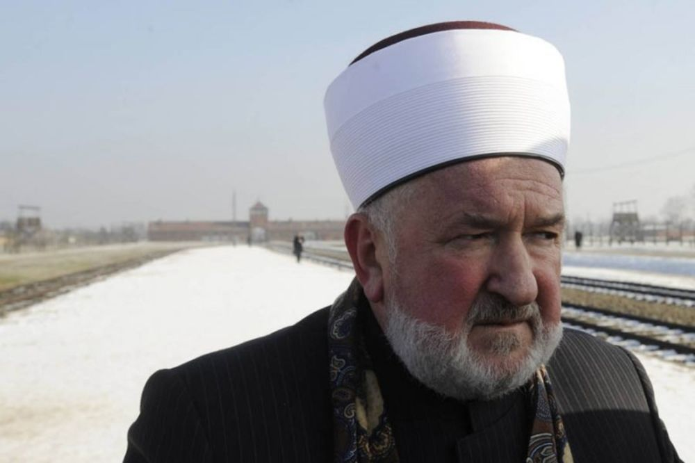 SARAJEVO - Reis ul ulema Islamske zajednice u Bosni i Hercegovini