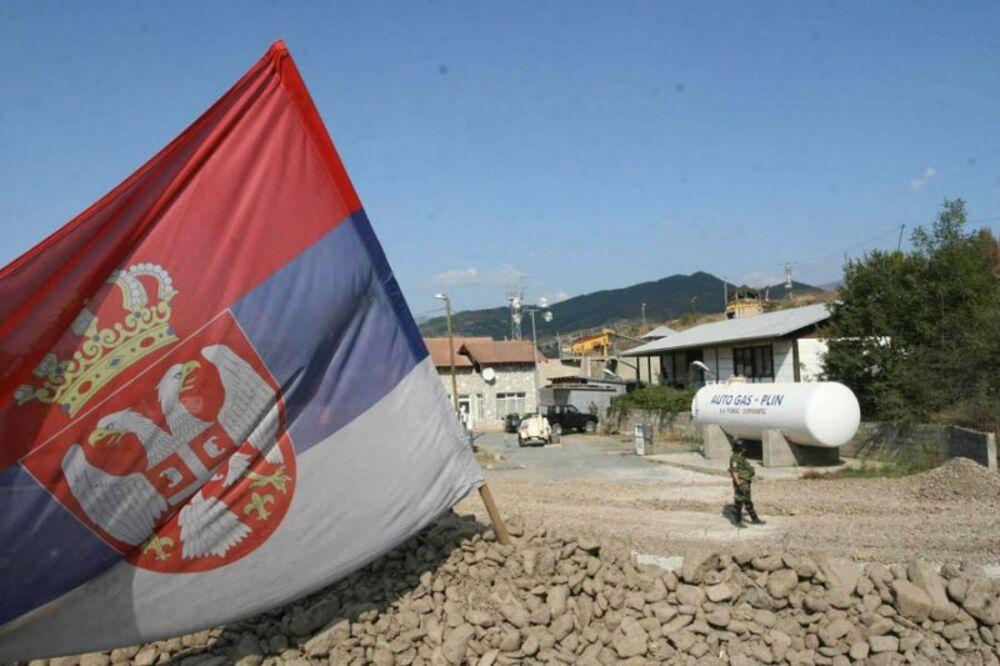 Srbi, dežurstva, barikade, Jagnjenica