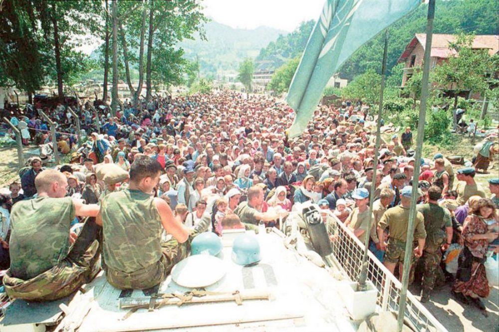 TAJNI DOGOVOR SAD, BRITANIJE I FRANCUSKE 1995: Velike sile prepustile Srebrenicu Republici Srpskoj!