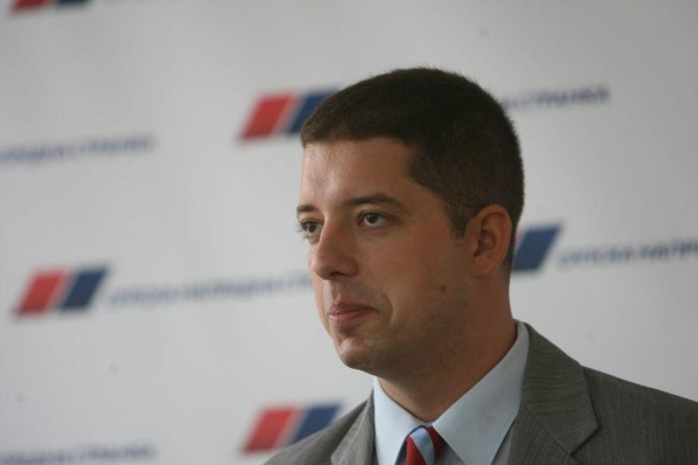 Marko Đurić, SNS, vladajuće stranke, ujedinjenje, opstanak,
