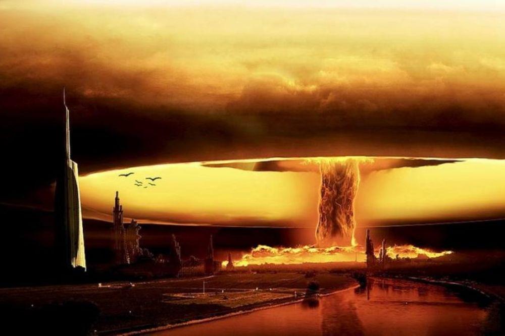 PROCURIO SNIMAK ZA SUDNJI DAN: Ovo je poslednje što će CNN emitovati kad počne nuklearni rat!