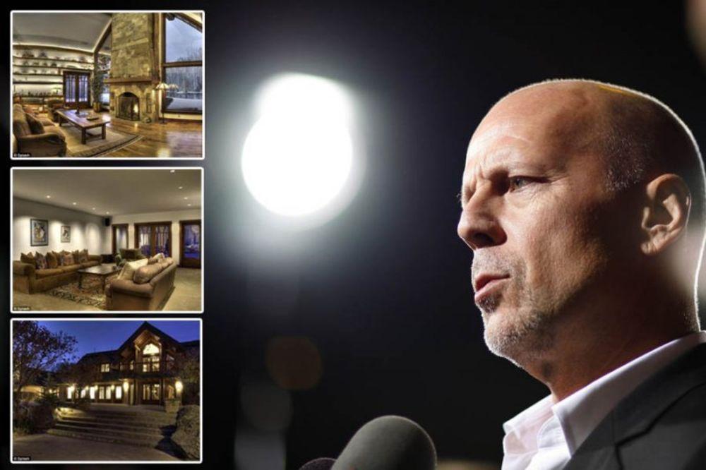 Brus Vilis prodaje kuću za 15 miliona dolara - Kurir
