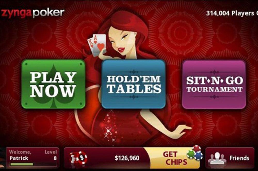 fejsbuk, poker, novac,