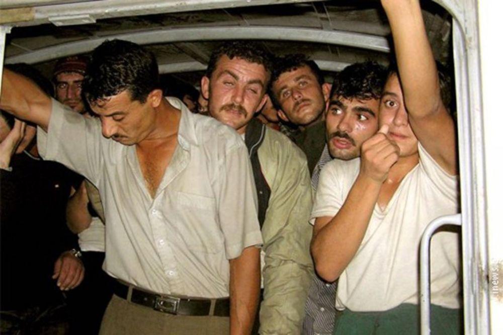 Policija otkrila kamion pun ilegalnih imigranata!