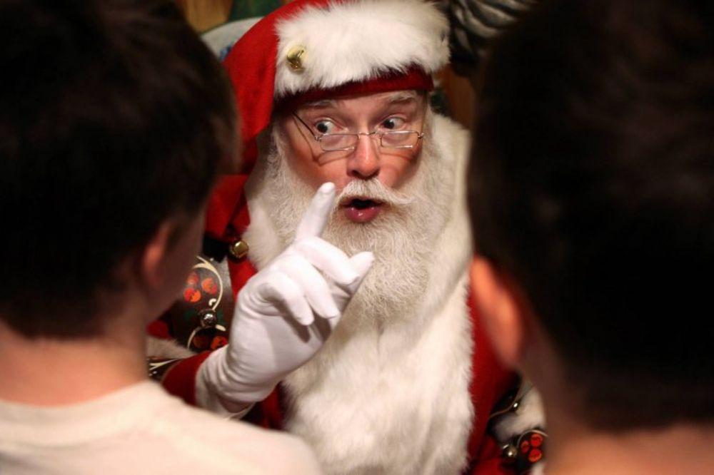 Deda Mraze donesi mi    tatu!   Planeta   Kurir