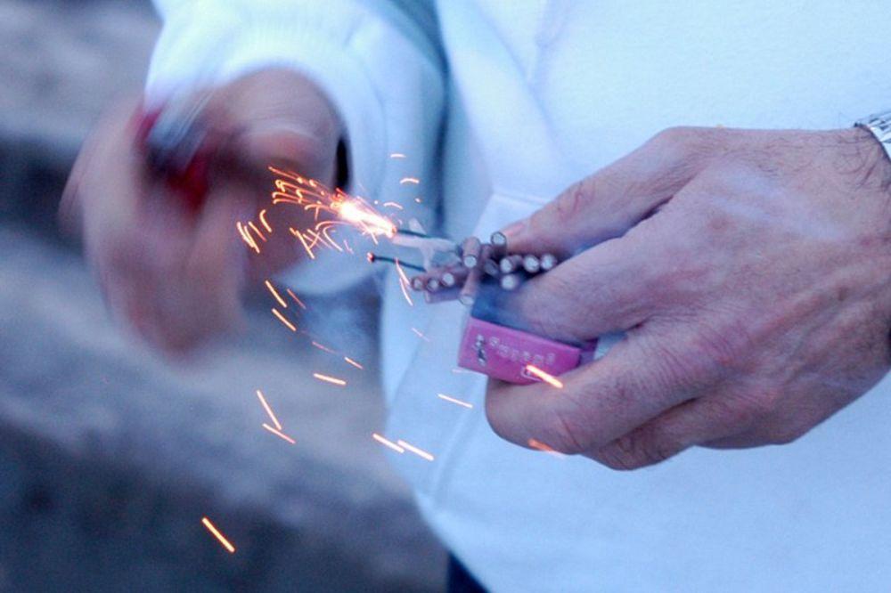 OPREZ SA PIROTEHNIKOM: Mladiću (23) iz Kuršumlije petarda raznela palac