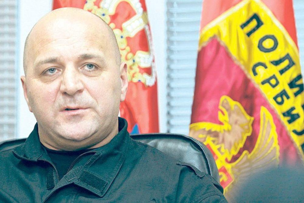 intervju, protivteroristička jedinica, Goran Dragović, komandant PTJ