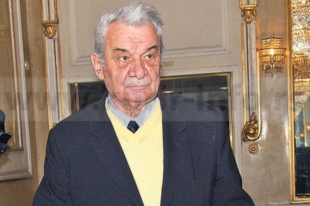 Zaharije Trnavčević podneo ostavku