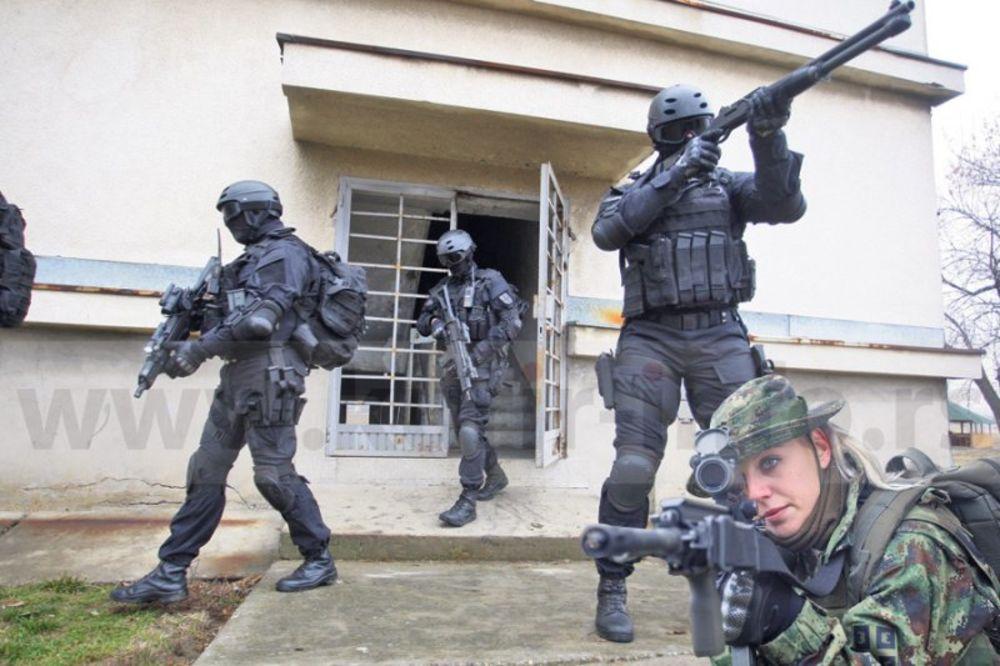vojska srbije, specijalci, specijalne jedinice