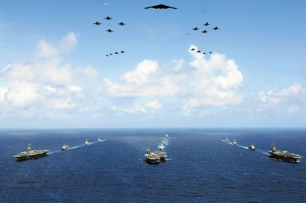 treći svetski rat, Iran, embargo na naftu, moreuz Ormuz