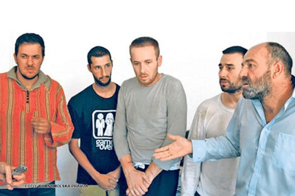 Libija, zintanu, srbi, zarobljeni