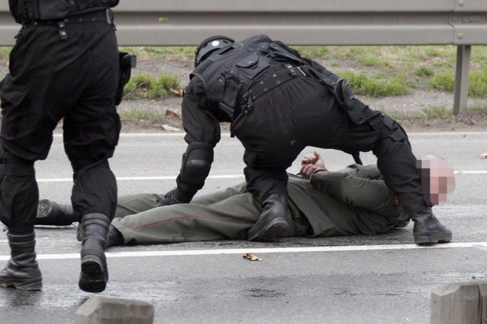 OPASNA IGRA: Estonski policajac otet na granici, Rusi ga optužili za špijunažu!