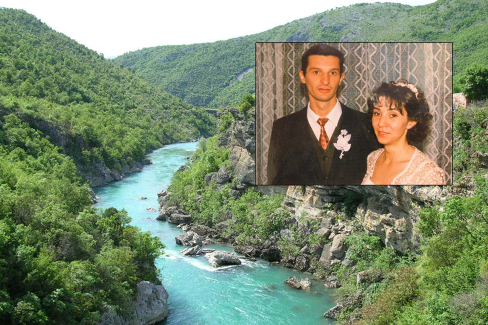 Saša (40), Andrijana (39) Dimitrijević, UŽICE, nesreća, kanjon morače