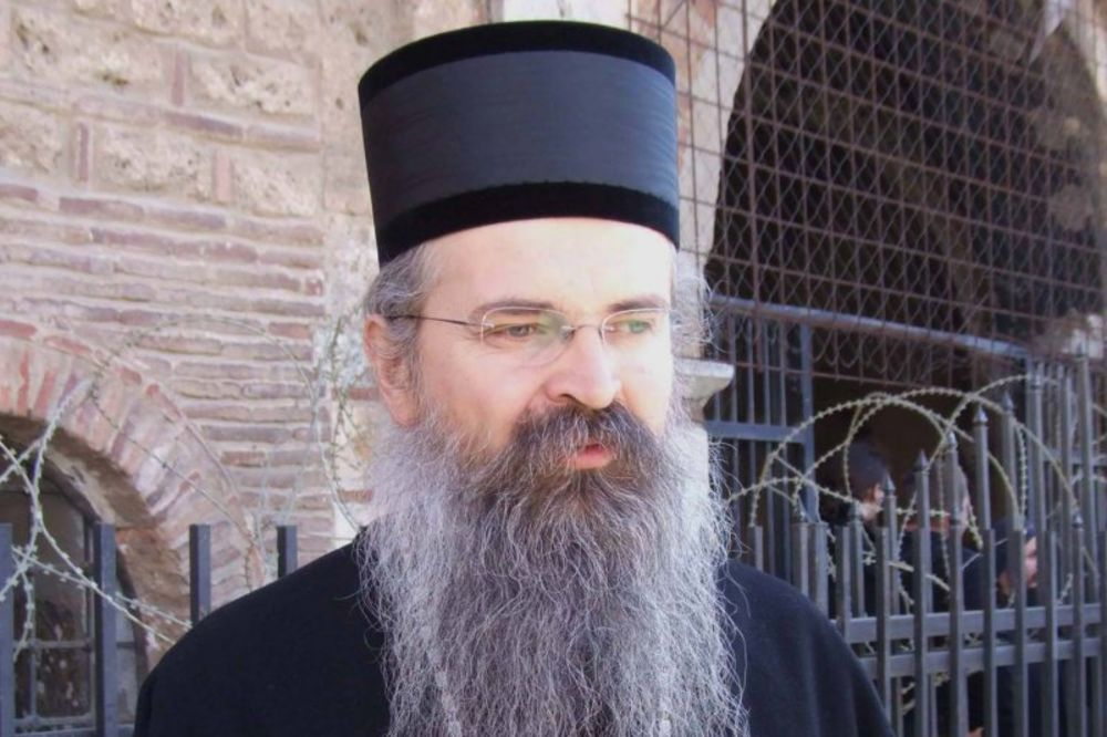 episkop Teodosije, saučešće, Mesud Džeković