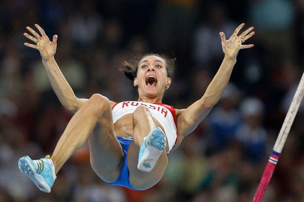 VRAĆA SE:  Isinbajeva želi treće olimpijsko zlato