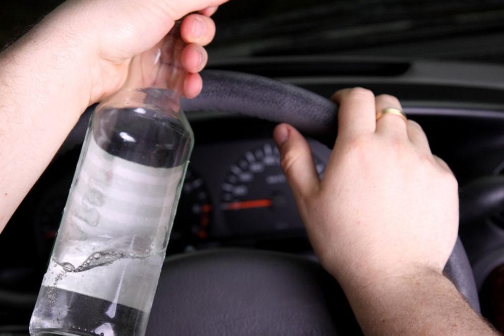 ALKOHOLISANI, STOP: Slovenci smislili kako će da spreče pijane vozače da voze