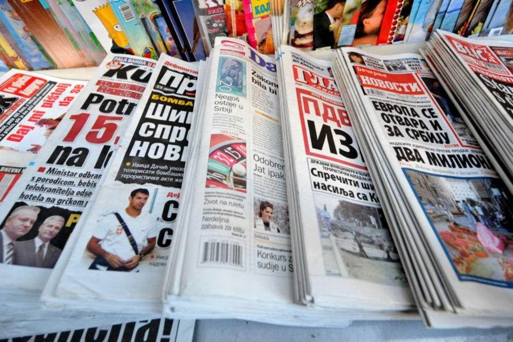 Milenović: Mi u stvari ne znamo ko je vlasnik nekih medija