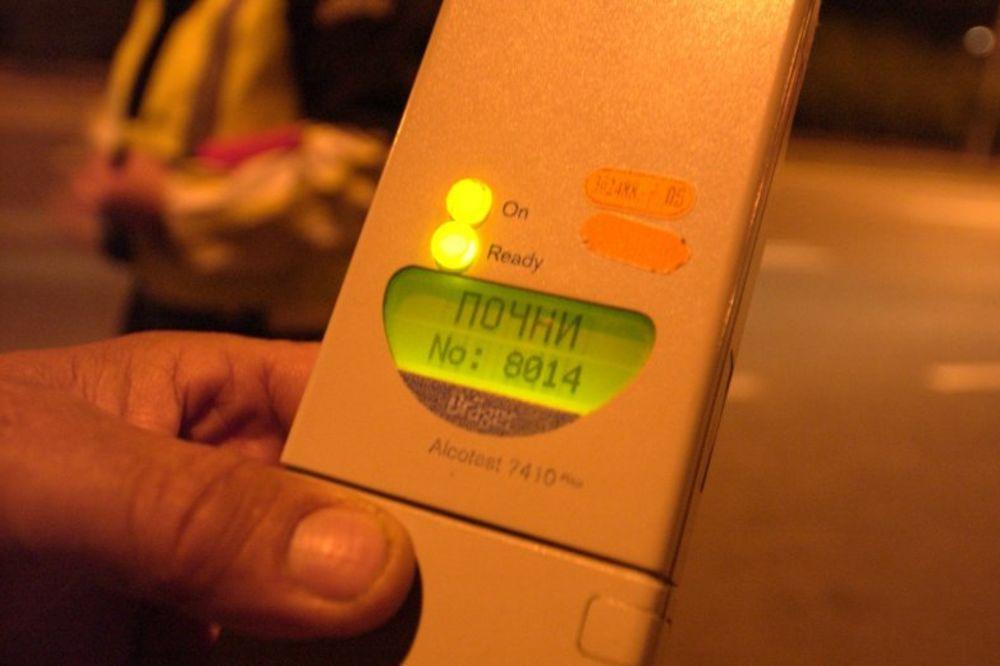 SAOBRAĆAJCI U PROBLEMU: Pun pritvor pijanih vozača, nema više mesta!