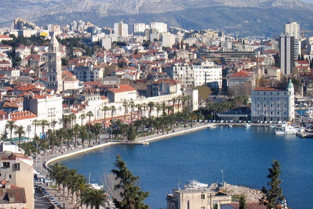 Split, policija, potraga, srpski revolucionar, požar, kasarna u Pađenima
