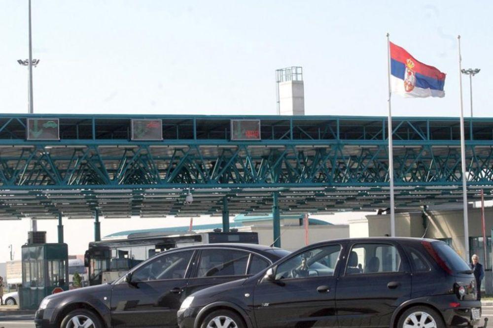 Zadržavanja na Horgošu do tri sata