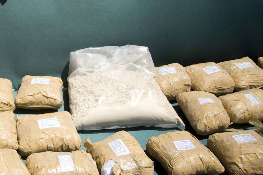 heroin, hapšenje, Narkodileri