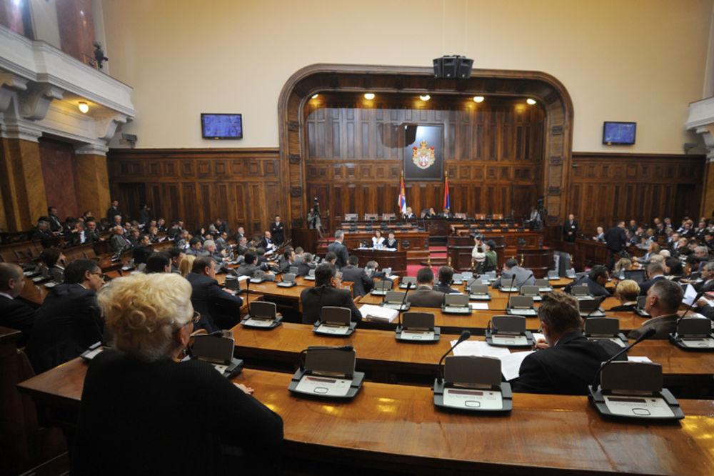 skupstina srbije,  pristina, boris tadic, demokratska stranka srbije,