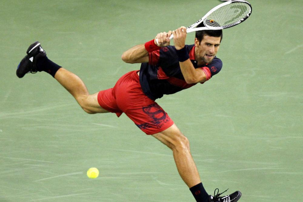 Novak: Sjajno se osećam u Kini, želim da ponovim rezultate od prošle godine