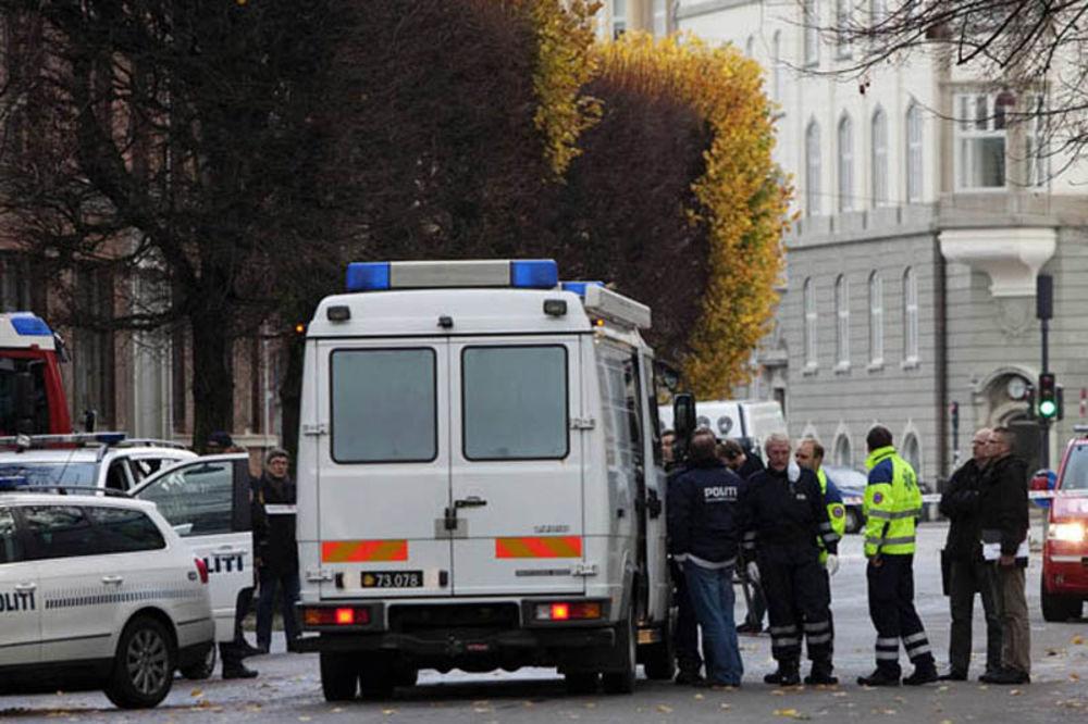 danska, kopenhagen, lažna, uzbuna, bomba, CD, muzički, nemačka, ambasada,