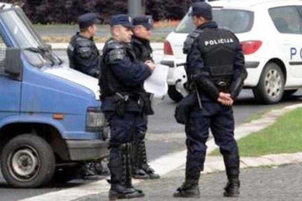 Darko Šarić, crnogorska policija,