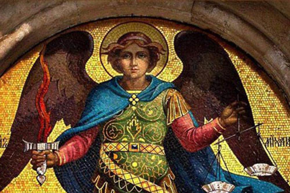 SREĆNA SLAVA: SPC i vernici danas slave Aranđelovdan