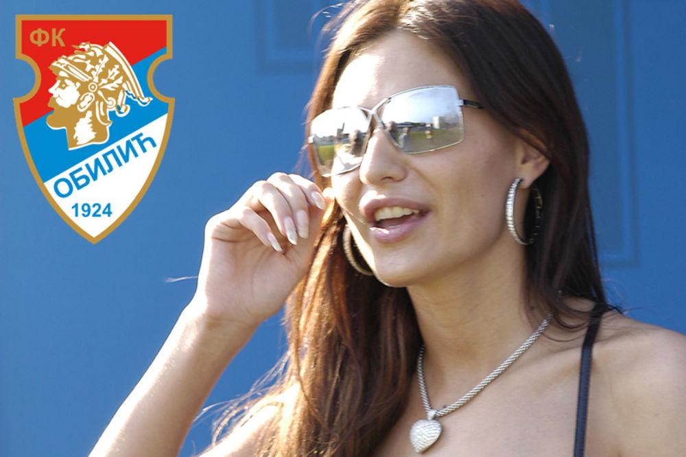 Svetlana Ražnatović, Lidija velickovic,