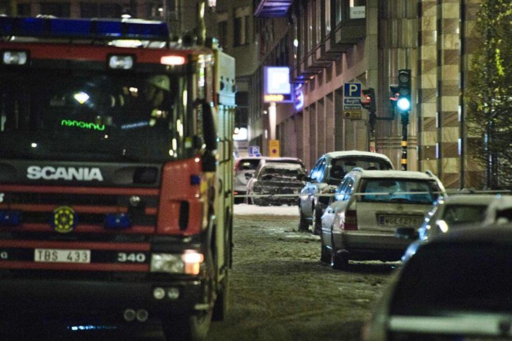 Sedam lakše povređenih tokom protesta u Stokholmu