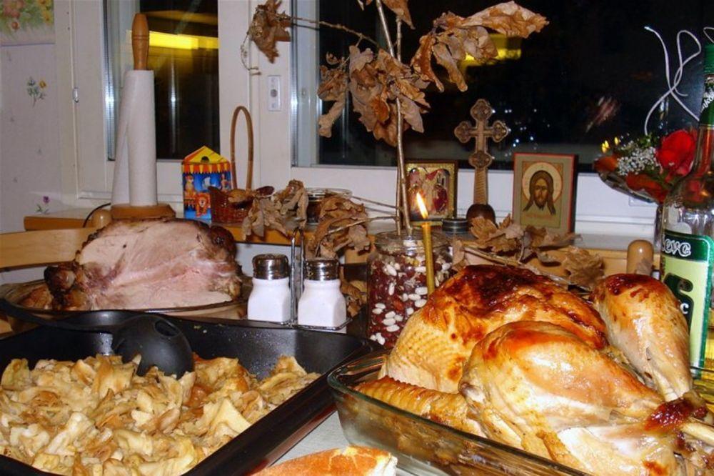SPC i njeni vernici proslavljaju Božić - Kurir