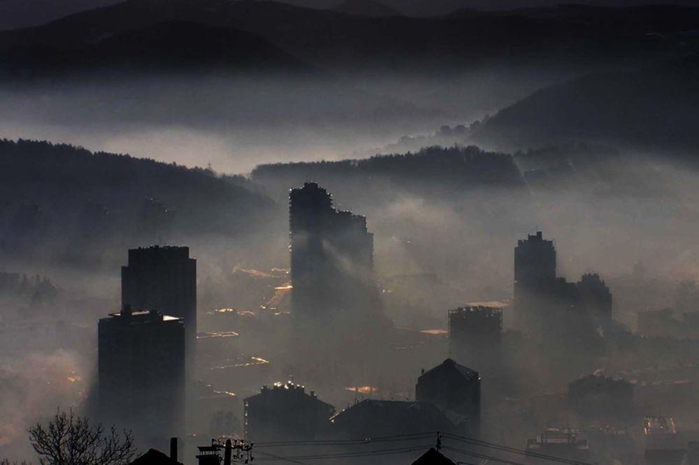 SRBIJA SE GUŠI: Naš vazduh najzagađeniji u Evropi, svake godine 11.000 umre zbog toga!