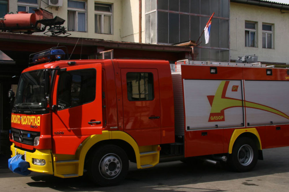 vatrogasci, Predrag Marić, spasioci, prirodne katasteofe