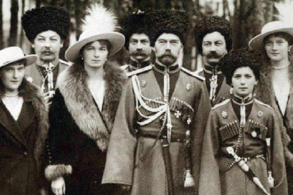 lenjin, ubistvo, car, Nikolaj Drugi,
