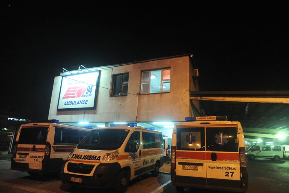 NOĆ U BEOGRADU: Osmoro povređeno u saobraćajci!