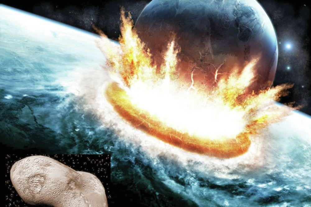 ZASTRAŠUJUĆE: Razorni udari asteroida od 2017! Opstanak života na Zemlji doveden u pitanje!
