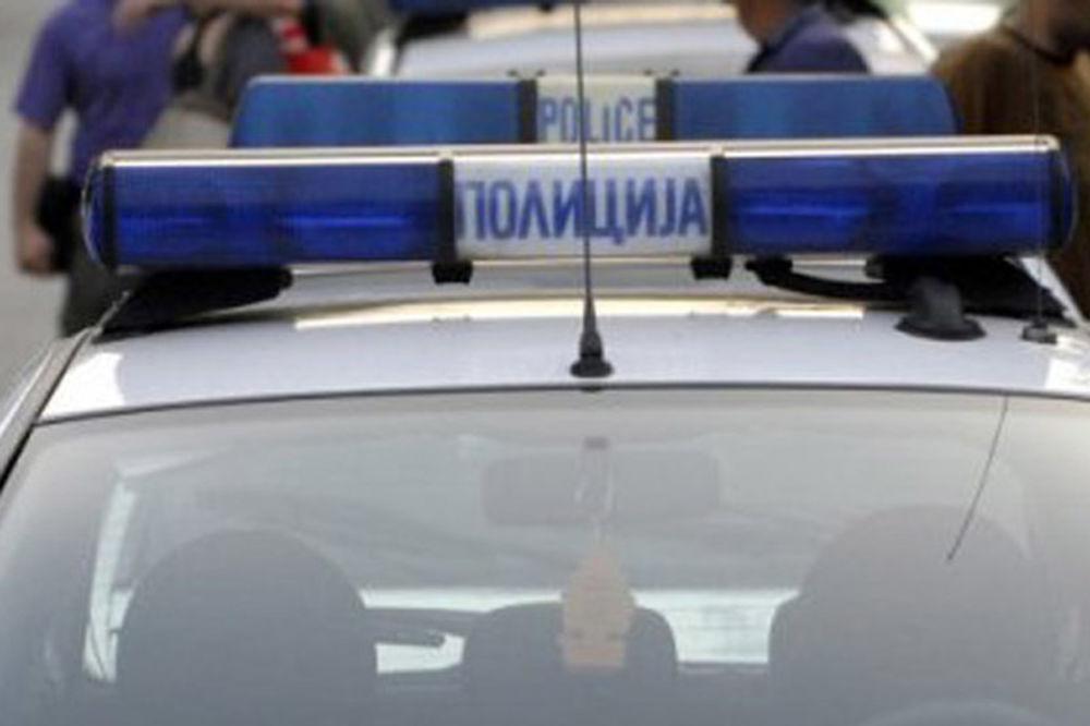 policija, policijski auto, Sasa dj. ubistvo starice, vranje,
