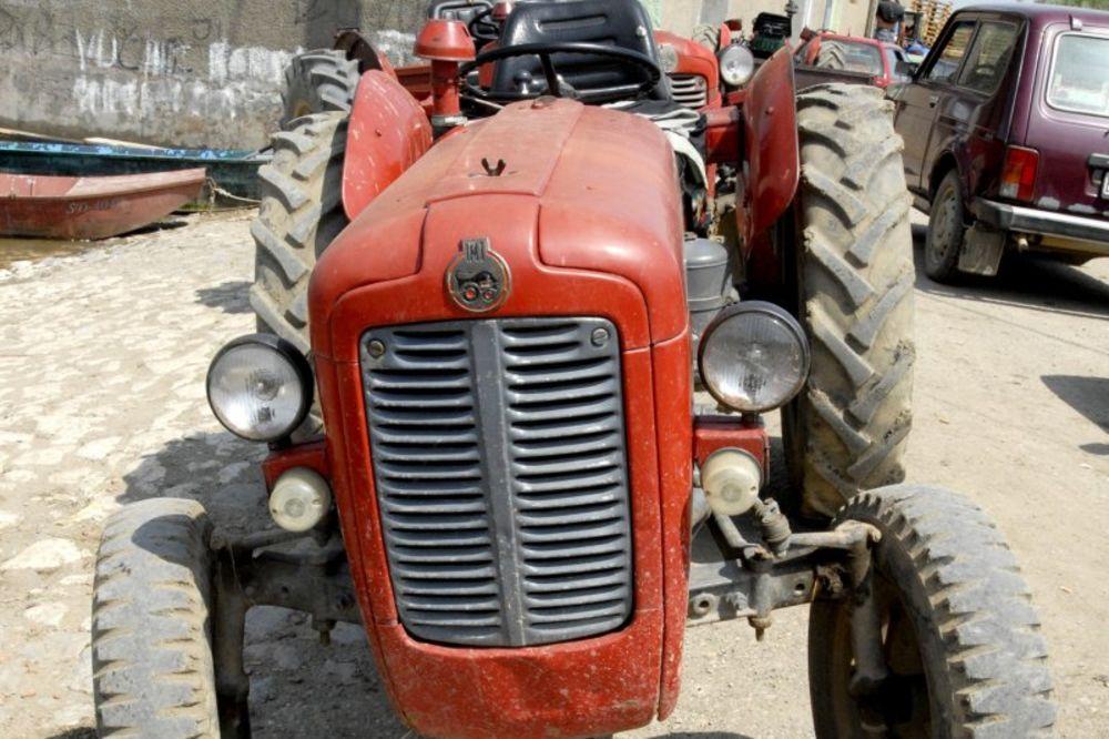 Polovni Traktori Srbija Prodaja