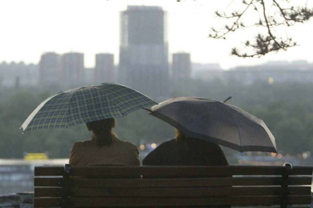 Oblačno u nedelju, moguća kiša, temperatura do 25 stepeni