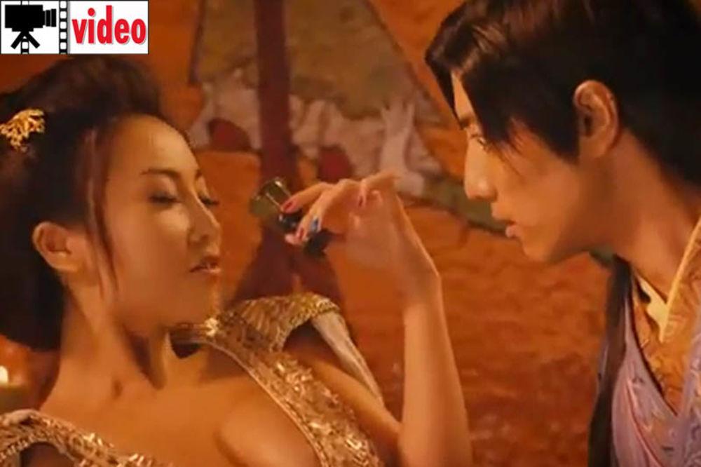 film, seks, Hongkong