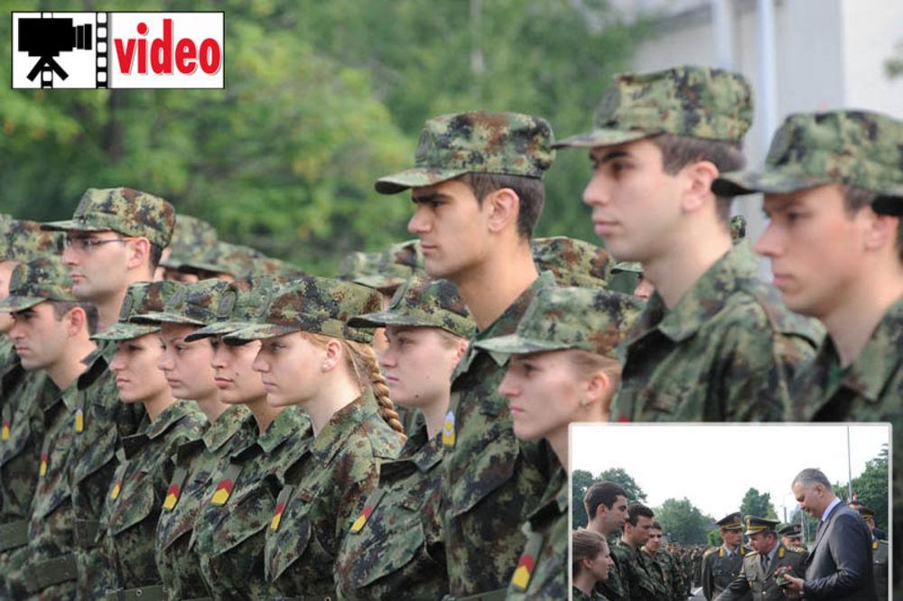 """nove uniforme, Vojska Srbije, nove maskirne uniforme, uniforma tipa """"M-10"""""""
