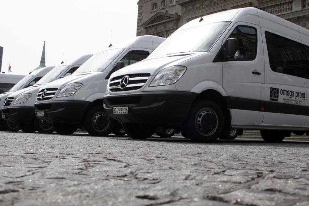 PRIVREMENA IZMENA: Zbog radova minibus linija E9 menja trasu!